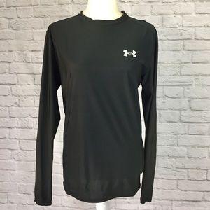 Women's XL Under Armour heat gear long sleeve top